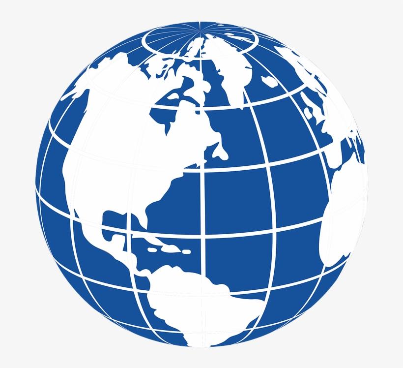 Earth Globe Png.