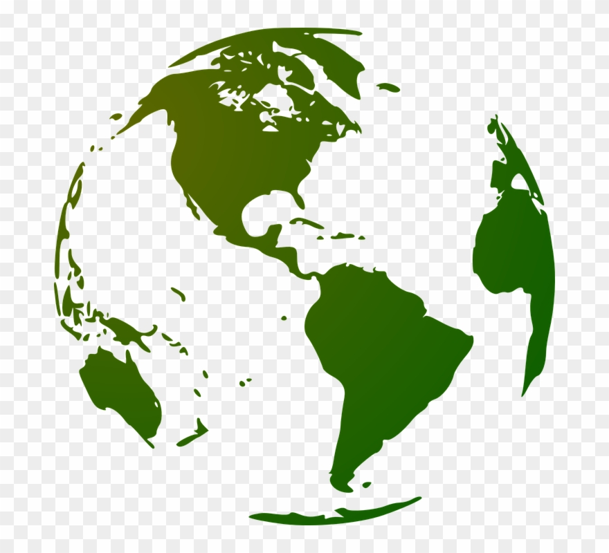 Globe Png Clipart (#1234900).