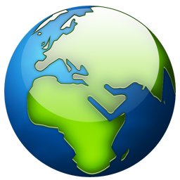 Globe terrestre 2 icon free download as PNG and ICO formats.