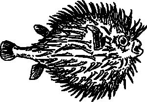 Globefish Clip Art Download.