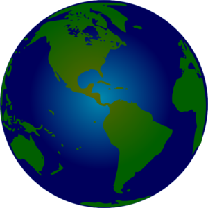 Free Globe Clipart Pictures.