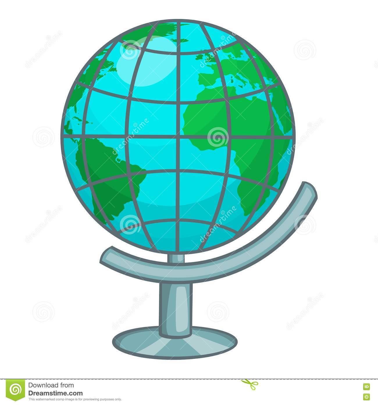 Clipart globo terrestre » Clipart Portal.