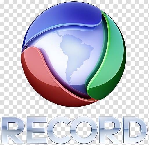 Brazil RecordTV Logo Rede Globo Television, record.