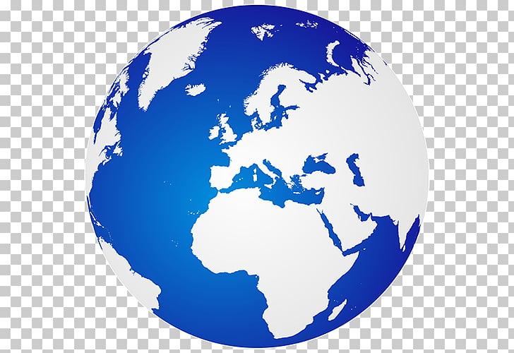 Globo mundo mapa tierra mundo PNG Clipart.