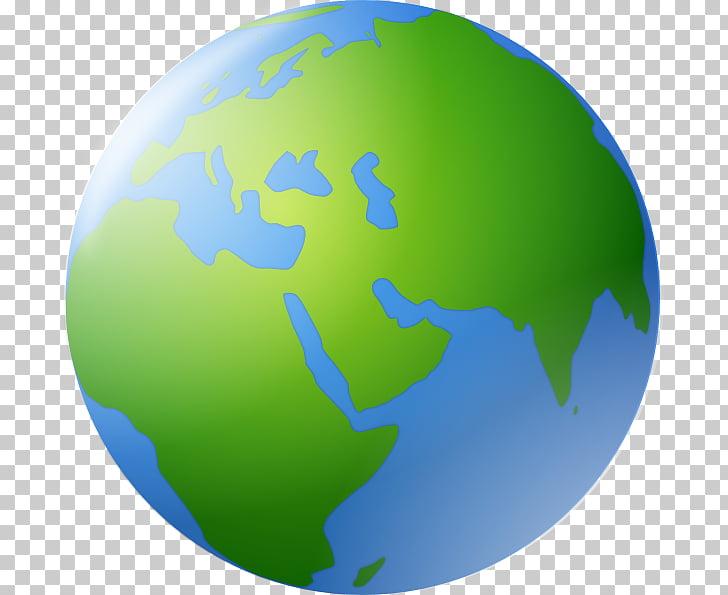 Globo mundo tierra dibujos animados, globo s gratis PNG.