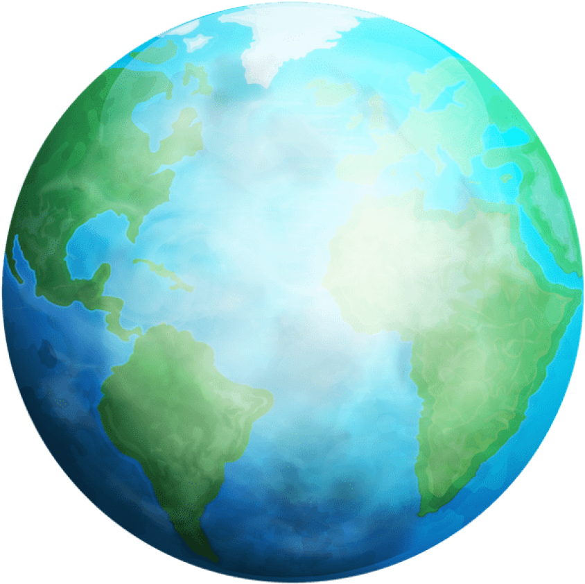 HD Earth Clipart Png.