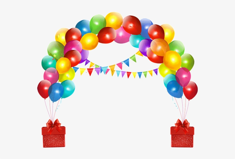 Decorations Clipart Happy Birthday.