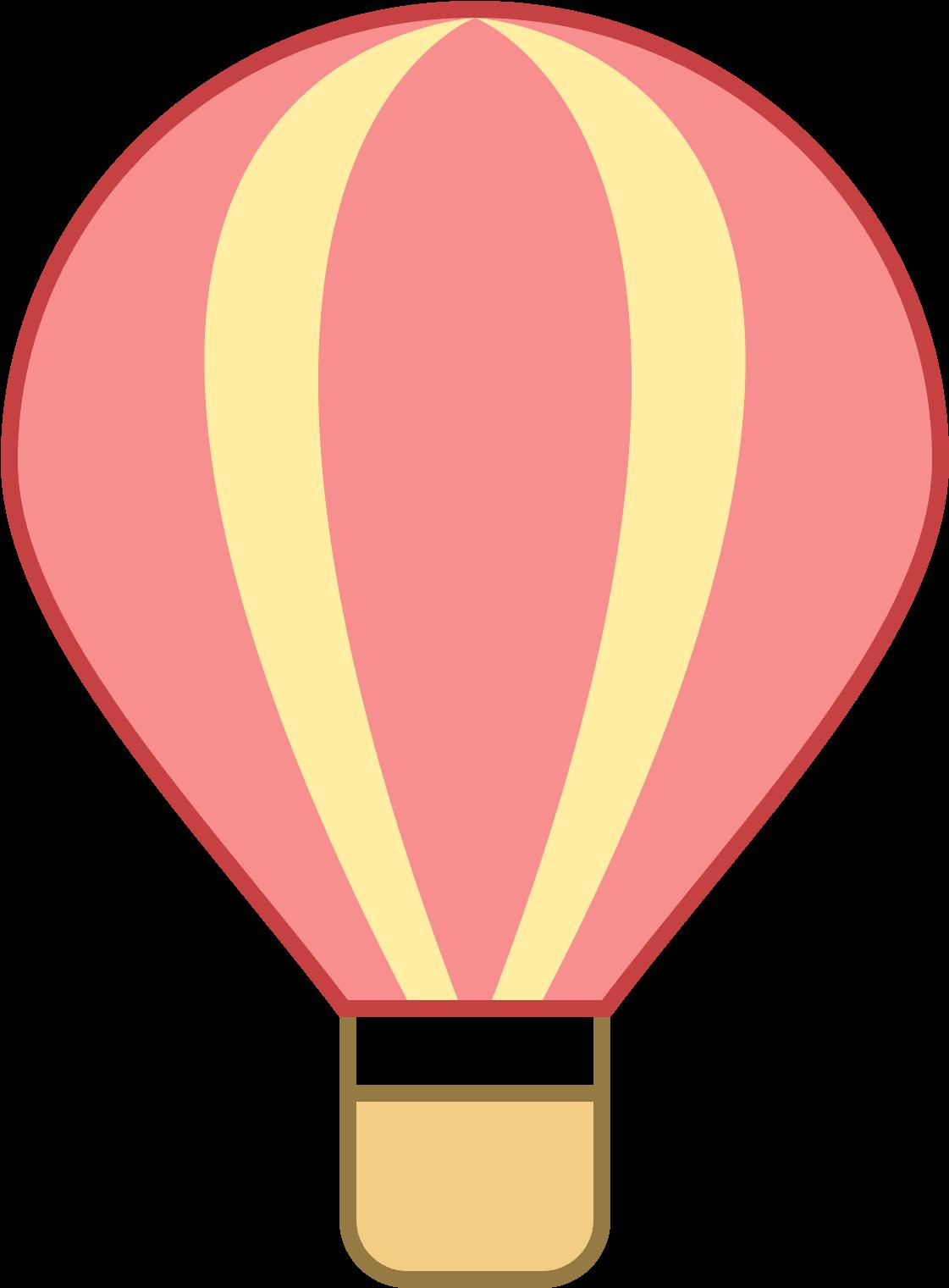 Picture Transparent Library Baloon Vector Globos Air Balloon.