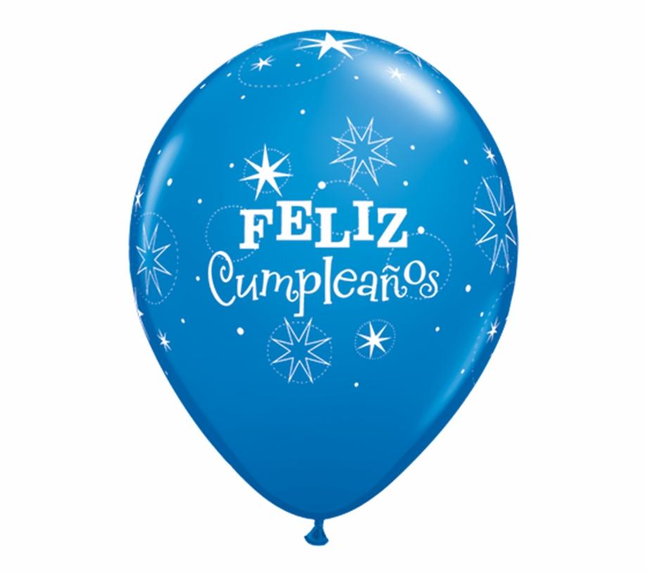Feliz Cumpleaños Globos.