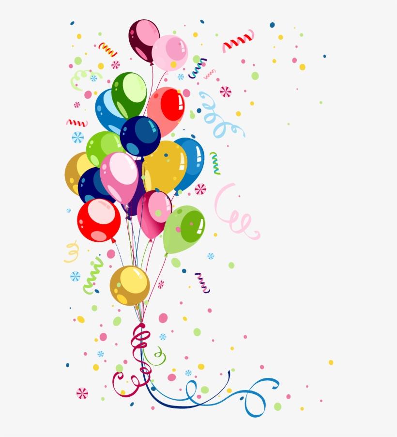 Globos Para Fiestas, Feliz Cumpleaños, Felicitaciones,.
