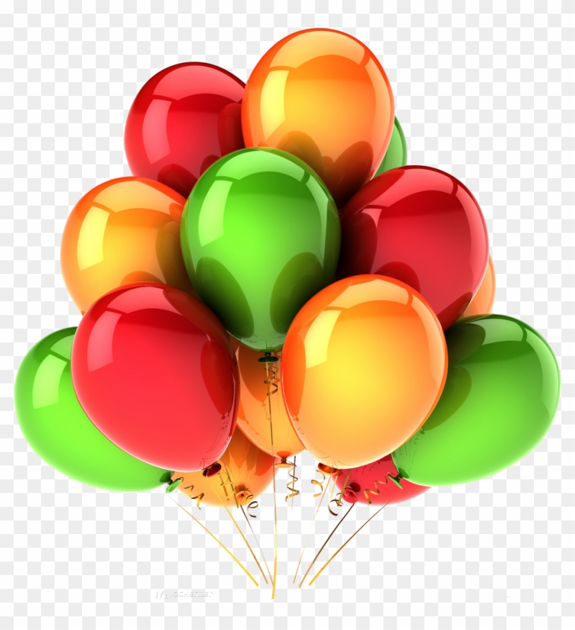 Globos Ballons Png.