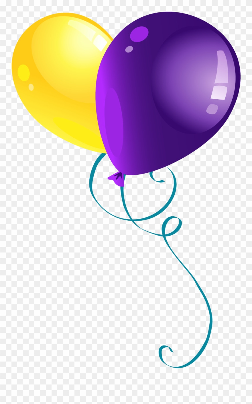 Download Free png December Anniversaries Dibujo Globos De Cumpleaños.
