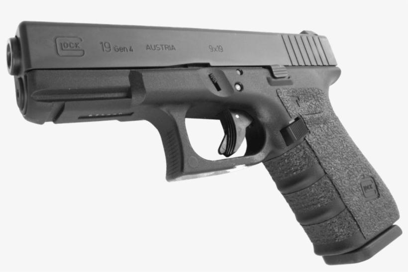 Glock 19 Png Vector Download.