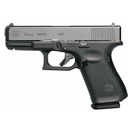 LE/Military Glock 19 Gen 5 9mm.