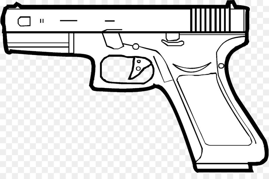 Glock Background clipart.