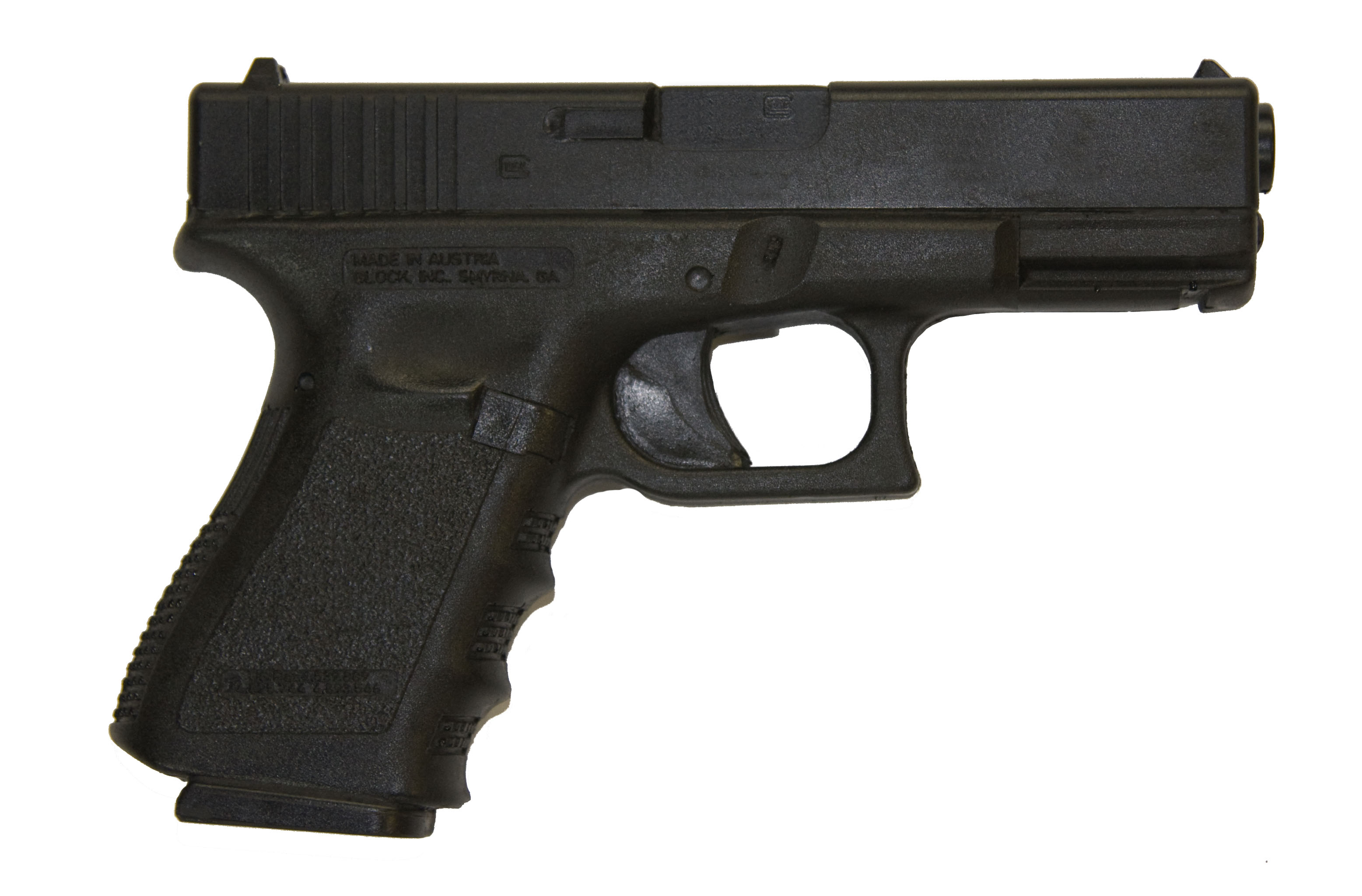 Glock clipart 2 » Clipart Station.