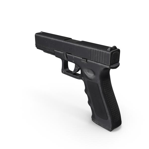Glock 17 9MM PNG Images & PSDs for Download.