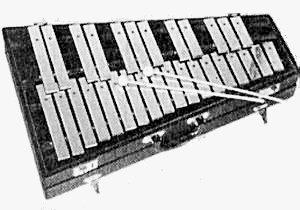 Free Glockenspiel Clipart.