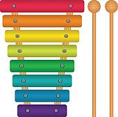 Glockenspiel Clip Art.