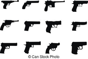 Glock Clipart Vector Graphics. 62 Glock EPS clip art vector and.