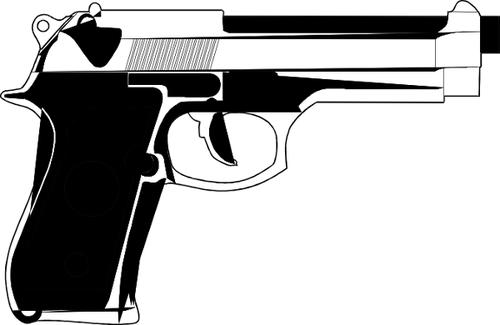 Glock Clipart.