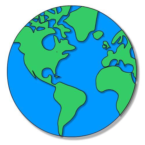 Earth clip art globe clipart.