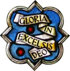 26 Best GLORIA IN EXCELSIS DEO images.