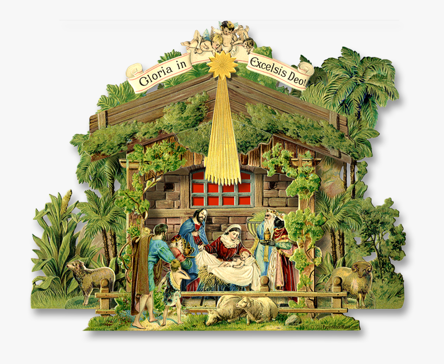 Gloria In Excelsis Deo Png , Free Transparent Clipart.