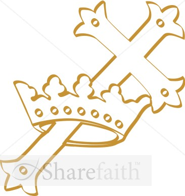 Cross and Crown.