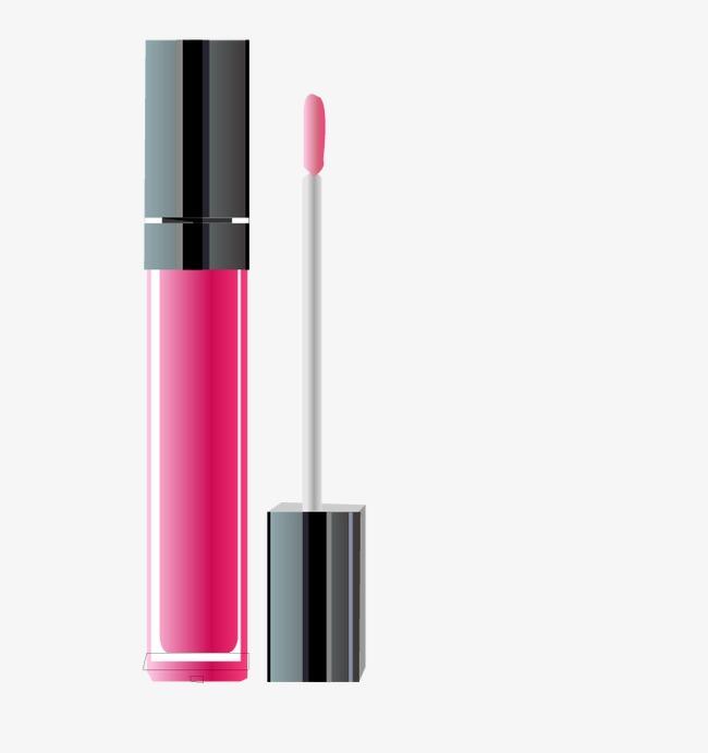 Download Free png Lip Gloss, Lip Vector, Gloss Vector, Lip Clipart.