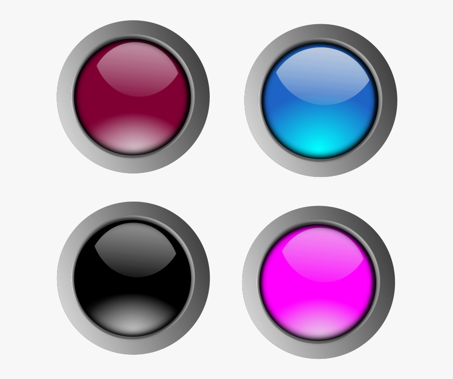 Buttons Clipart Purple Button.