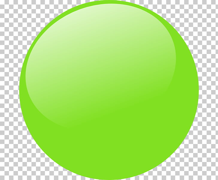Button Computer Icons Scalable Graphics , Green Glossy Ball.