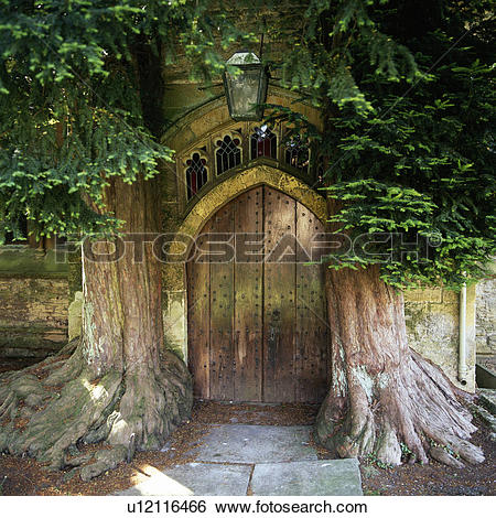Stock Images of England, Gloucestershire, Stow.
