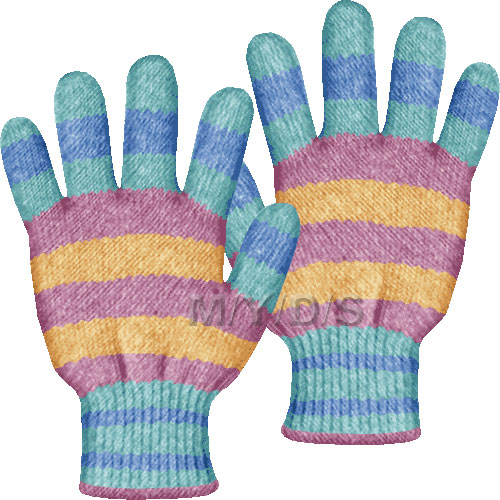 Gloves Clipart.