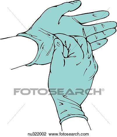 Gloved hand clipart 4 » Clipart Station.