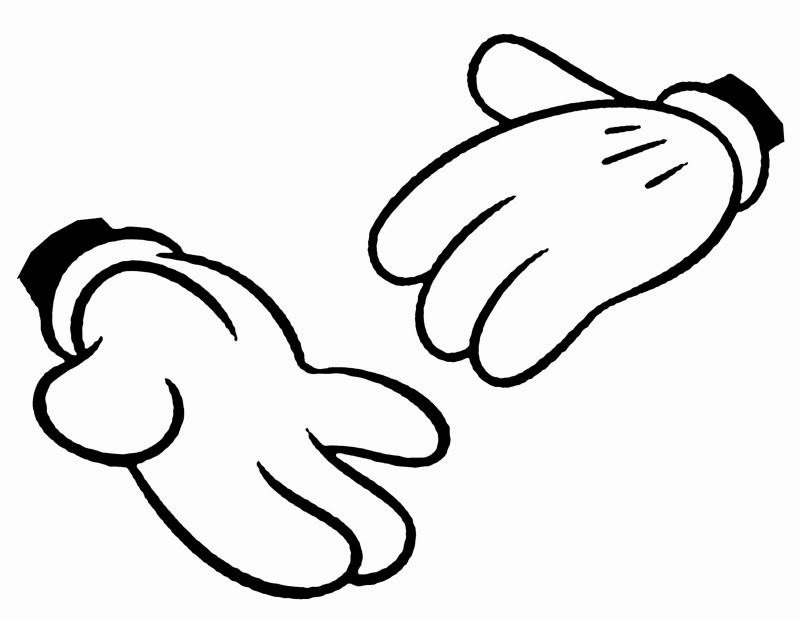 Free Mickey Mouse Hands, Download Free Clip Art, Free Clip Art on.