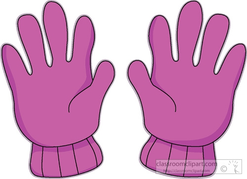 Mittens And Gloves Clipart#2125082.