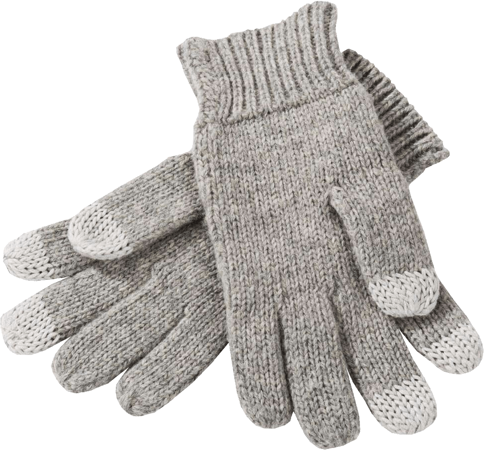 Winter Gloves transparent PNG.