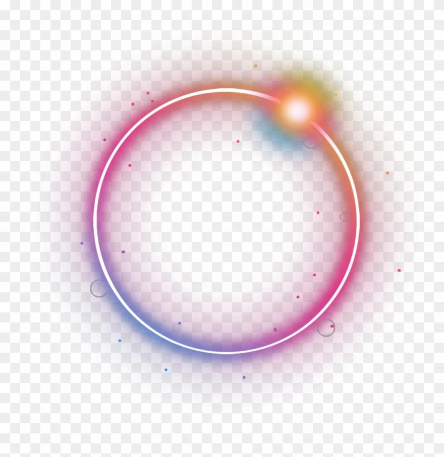 Glow Clipart Circle.