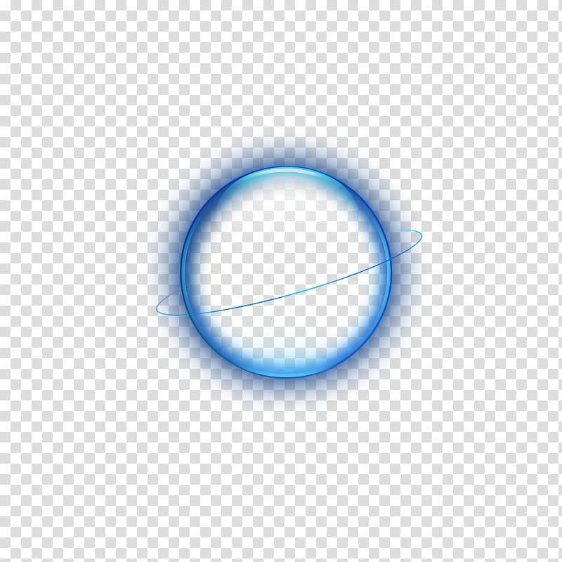 Circle Font, Glow element transparent background PNG clipart.