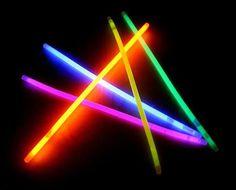 Glow stick clipart.