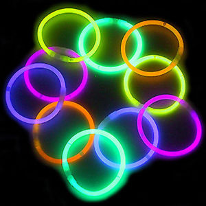 Glow party clipart.