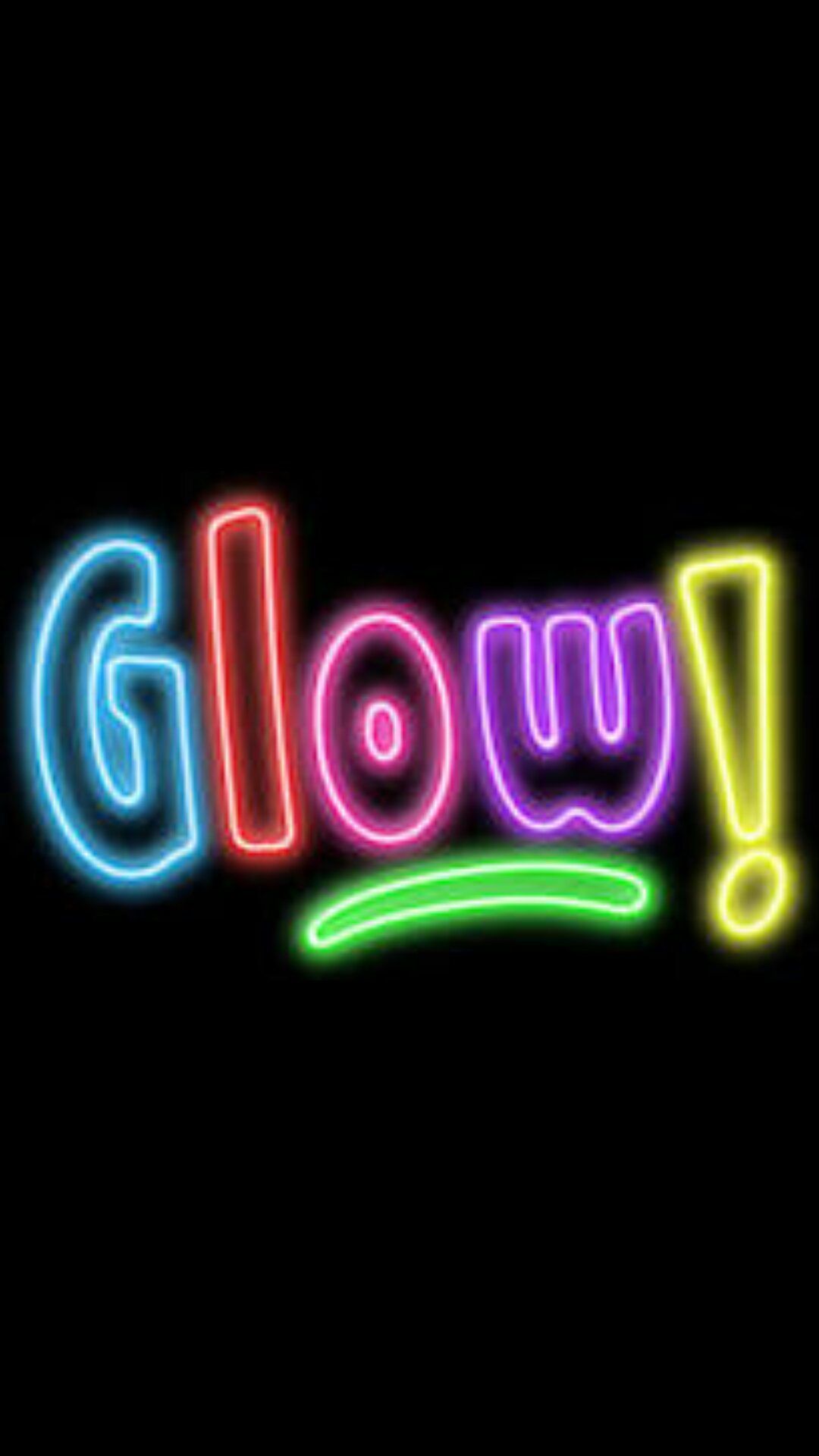 Glow in the dark clipart free download.