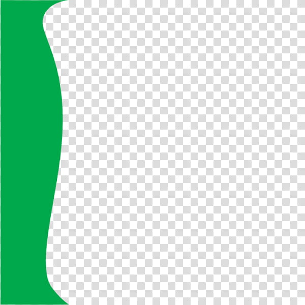 Ondas Zip, green illustration transparent background PNG.