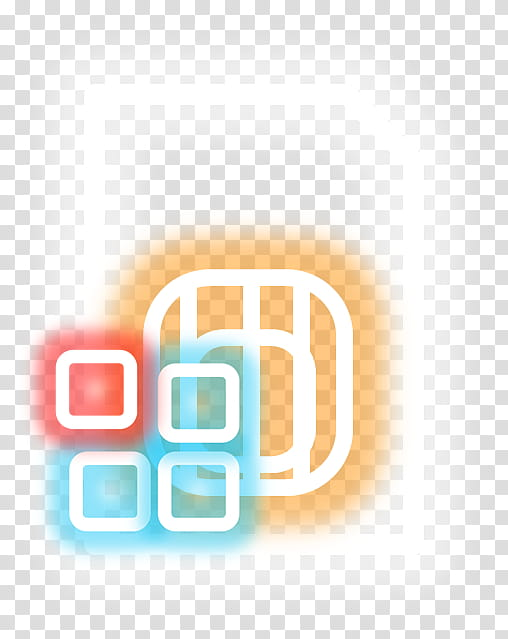 Glow In The Dark v , File icon transparent background PNG.