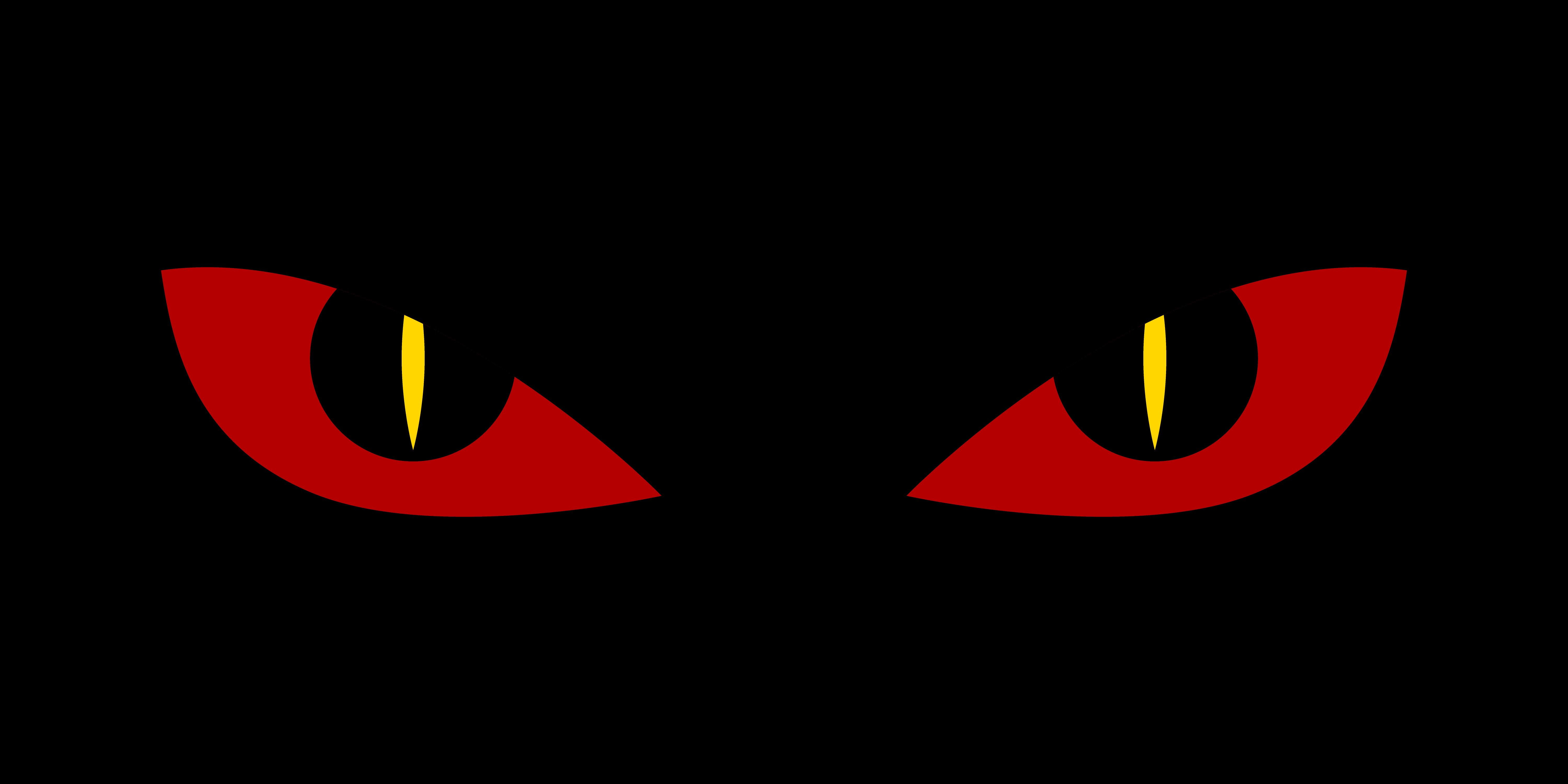 You can\'t hide your snake glowing eyes.