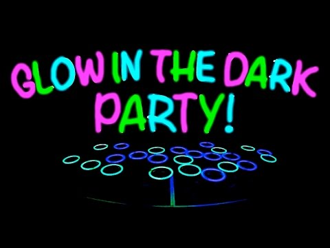 Glow in the dark clipart.