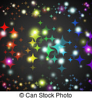 Glow In The Dark Clipart Stars.