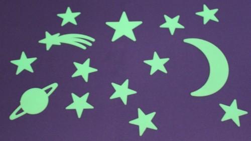 stars glow in the dark transparent .png minex rassclaat •.