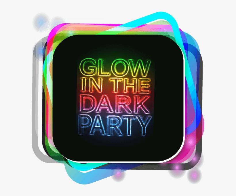 Glow Clipart Glow Party.